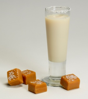 Salted Caramel Shooter 007