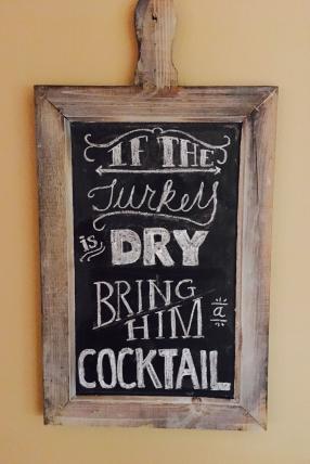 turkey cocktail